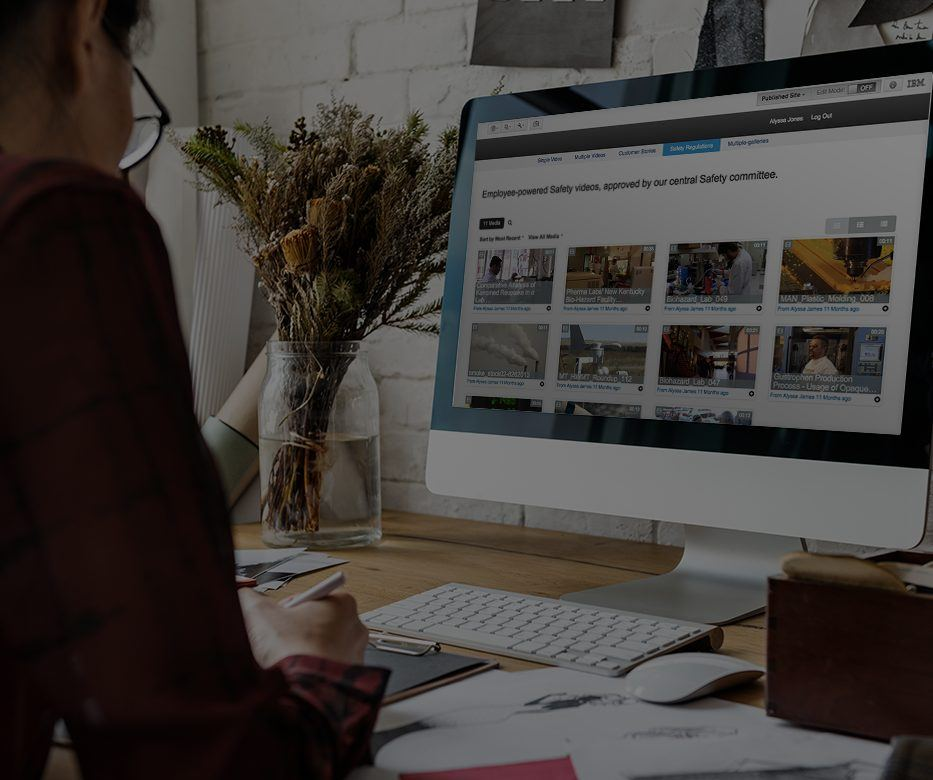 Video Extension for IBM Digital Experience